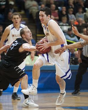 Wis.-Whitewater beats Williams 75-73 for D3 title