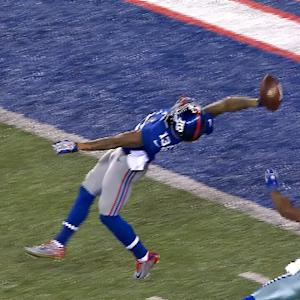 Week 12: New York Giants wide receiver Odell Beckham Jr. highlights