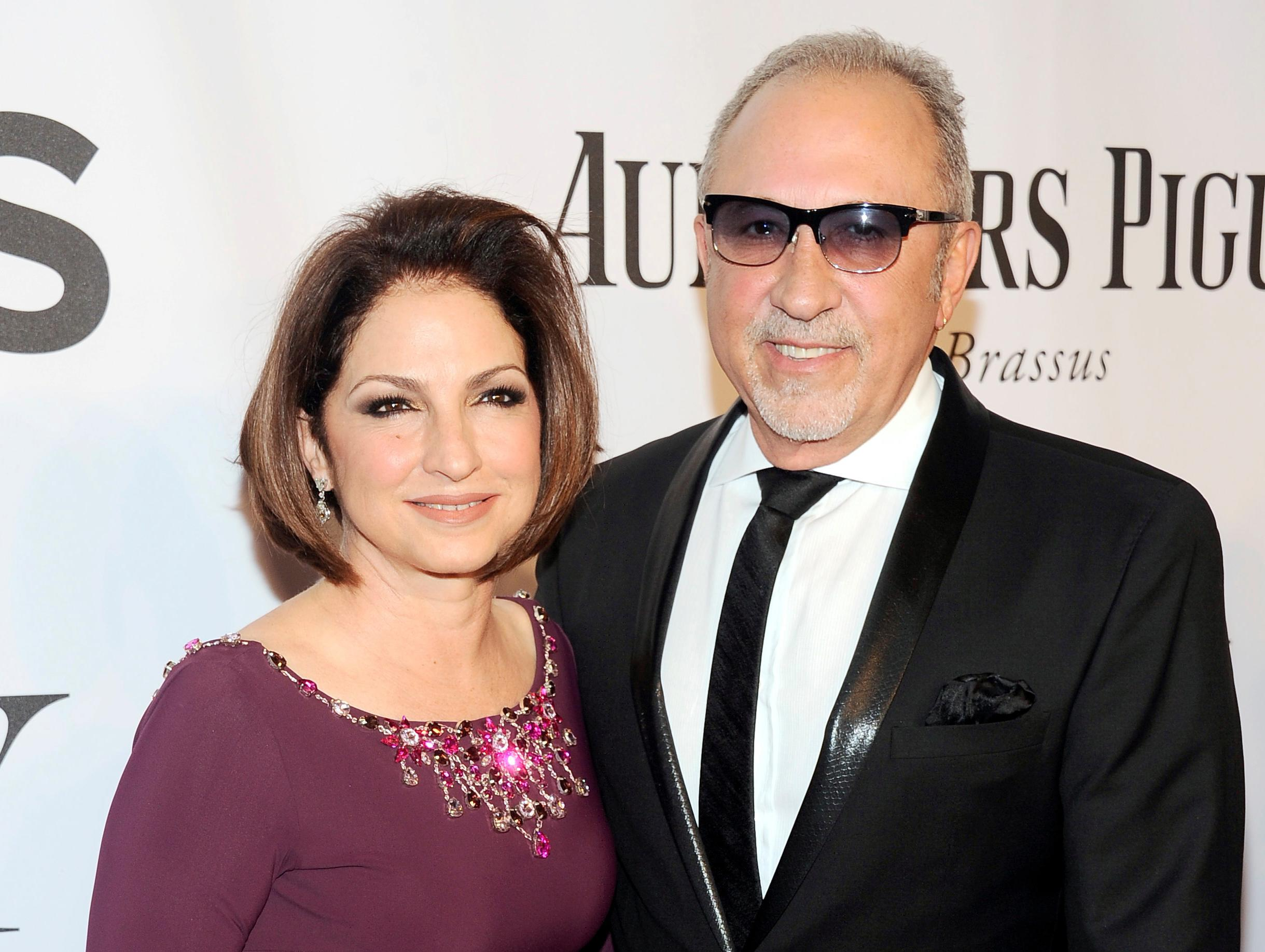 Gloria and Emilio Estefan celebrate immigrants in musical