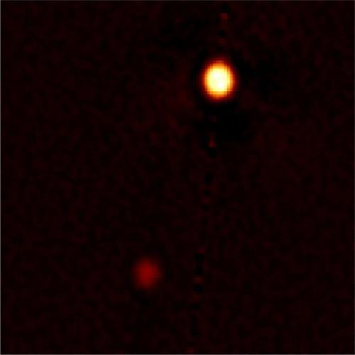 Best Photo of Pluto from Earth Snapped by Hawaii Telescope