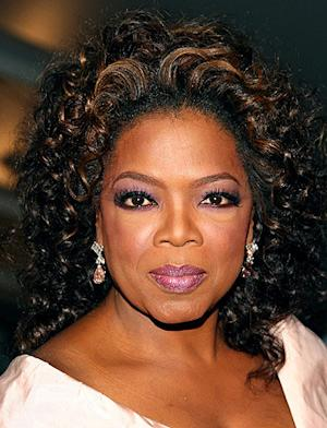 Oprah Calls OWN 'the Climb of My Life'