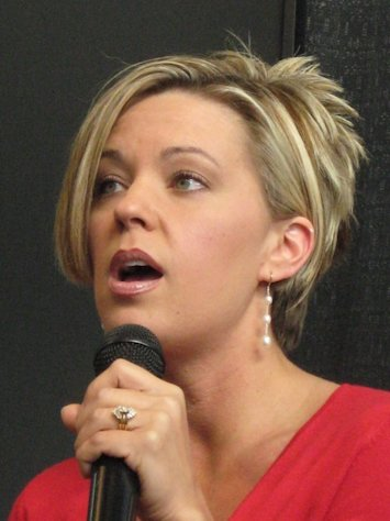 Kate Gosselin is one of many celebs who has admitted to plastic surgery.