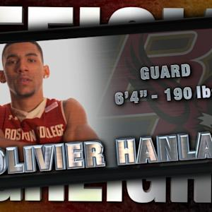 2014-15 Official Highlights | Boston College G Olivier Hanlan