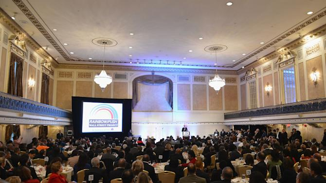 """The 16th Annual Wall Street Project """"Access To Capital Luncheon"""""""