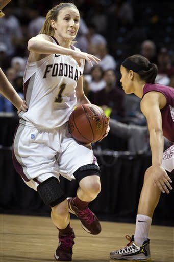 Saint Joe's women edge Fordham 47-46 for A10 title