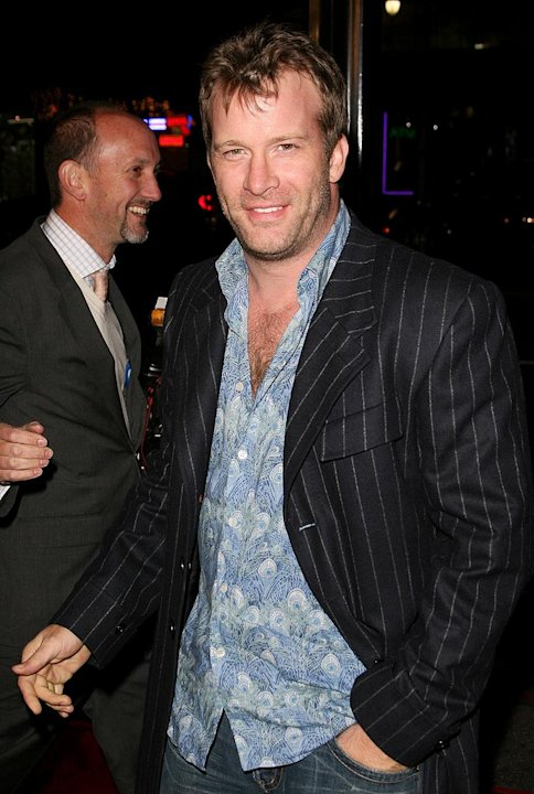 "Thomas Jane at the ""Pan's Labyrinth"" Los Angeles Screening at the Egyptian Theater in Hollywood, California on December 18, 2006."