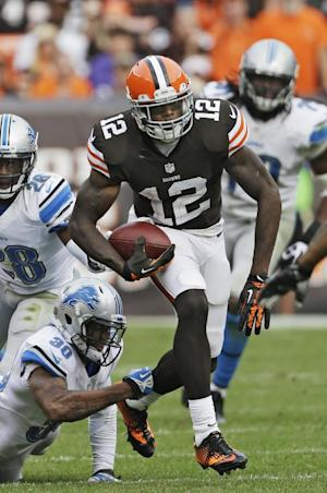 Browns hold on to WR Josh Gordon
