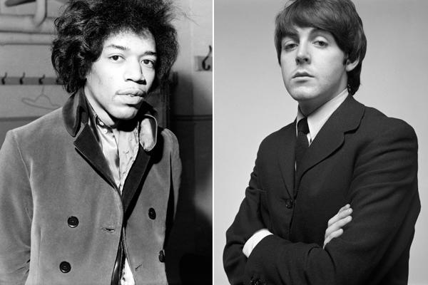 Jimi Hendrix Sought Paul McCartney for Supergroup with Miles Davis