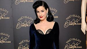 Dita Von Teese Develops New Fragrance