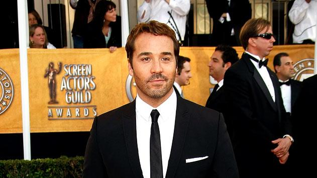 Jeremy Piven arrives at the 15th Annual Screen Actors Guild Awards held at the Shrine Auditorium on January 25, 2009 in Los Angeles, California.