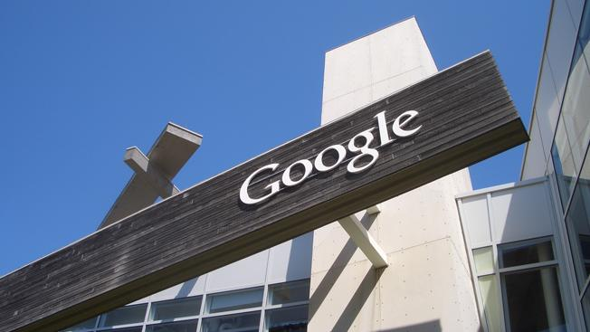 Google stock reaches new all-time high