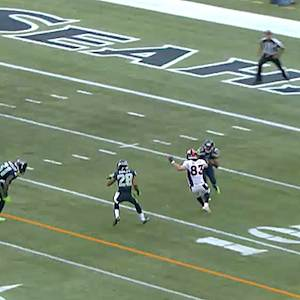 Welker drilled by Thomas
