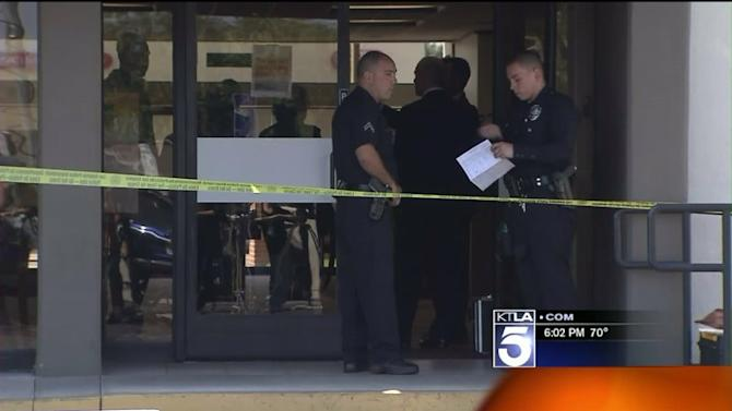 3 at Large After Armed Take-Over Bank Robbery in Mar Vista Area