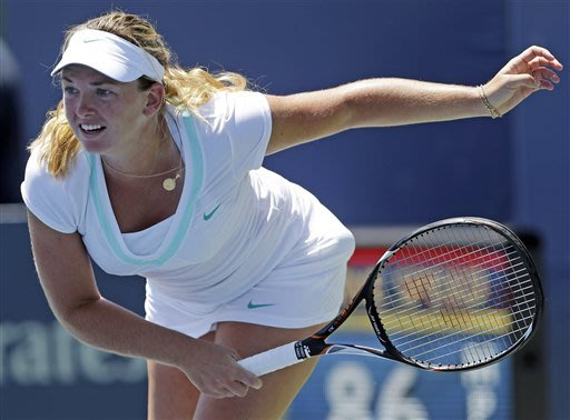 Serena, Vandeweghe advance to Bank of West final
