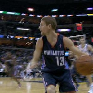 Steal of the Night: Luke Ridnour