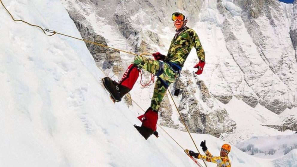 Google Executive Daniel Fredinburg Killed in Mt. Everest Avalanche