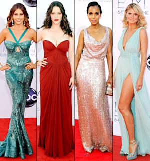 Win a Red Carpet Emmys 2012 Look