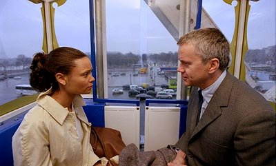 Thandie Newton and Tim Robbins in Universal's The Truth About Charlie