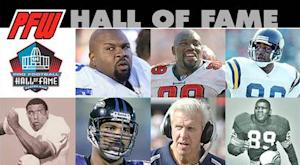 Parcells, Carter, Sapp, Allen, Ogden make Hall of Fame
