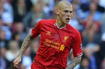 Napoli can't afford Liverpool defender Skrtel, says agent