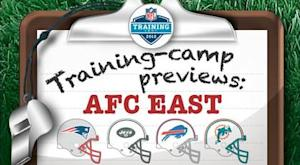 AFC East training-camp reports