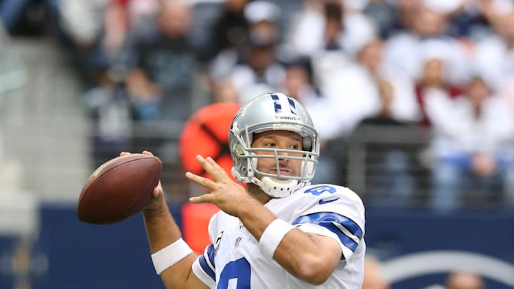 NFL: New Orleans Saints at Dallas Cowboys