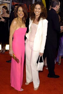 Patricia Heaton and Amy Brenneman