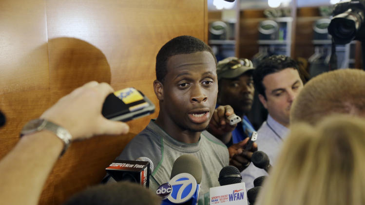 Jets QB Geno Smith picks Jay-Z's agency as new rep