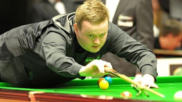 CREDIT: Monique Limbos. shaun murphy 2012 german masters