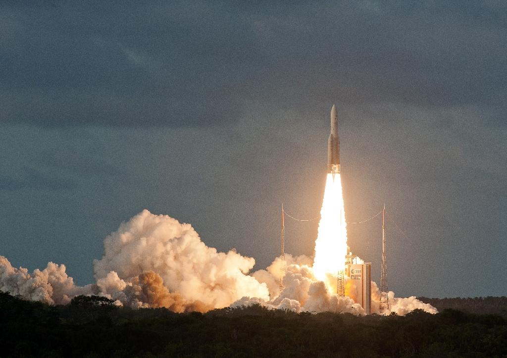 Europe to resume satnav launches in March: Arianespace