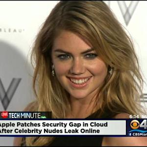 Apple Patches Security Gap In Cloud After Celebrity Nude Photos Leak Online