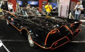'Batmobile' Auctioned For $4.6 Million
