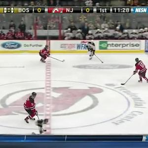 Boston Bruins at New Jersey  Devils - 02/27/2015