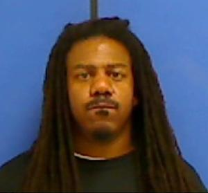 Sharman Odom is seen in an undated photo provided by the Catawba County Sheriff's Office. Newton, N.C. police arrested Odom, 34, Saturday, Aug. 2, 2014, and charged him with murder in the death of 31-year-old Maggie Daniels, a highly regarded educator, Police Chief Donald Brown said. Daniels' body was found June 28 in her Newton apartment. (AP Photo/Catawba County Sheriff's Office)