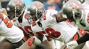 Buccaneers place LB Black on I.R