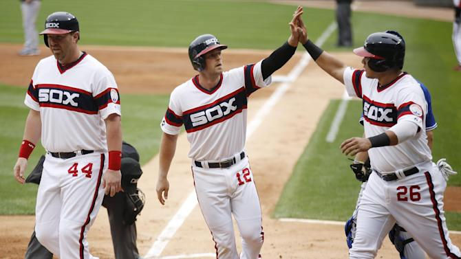 Gillaspie grand slam helps White Sox beat Jays 7-5