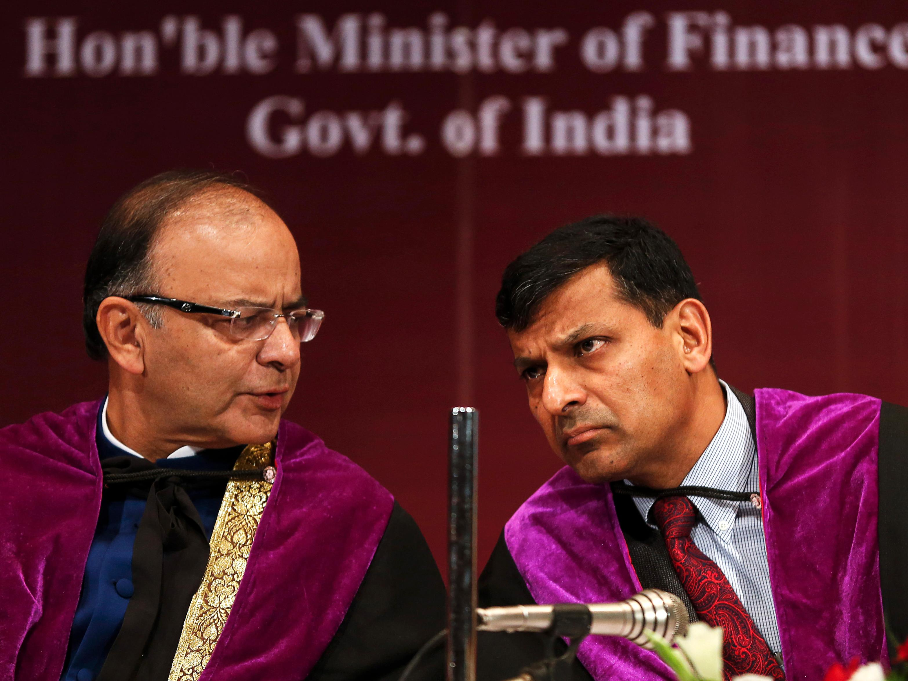 The Indian government has to find someone soon to replace the head of the central bank