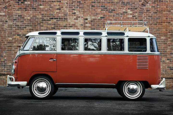 The Classic Volkswagen Microbus Could Return as an EV…Maybe