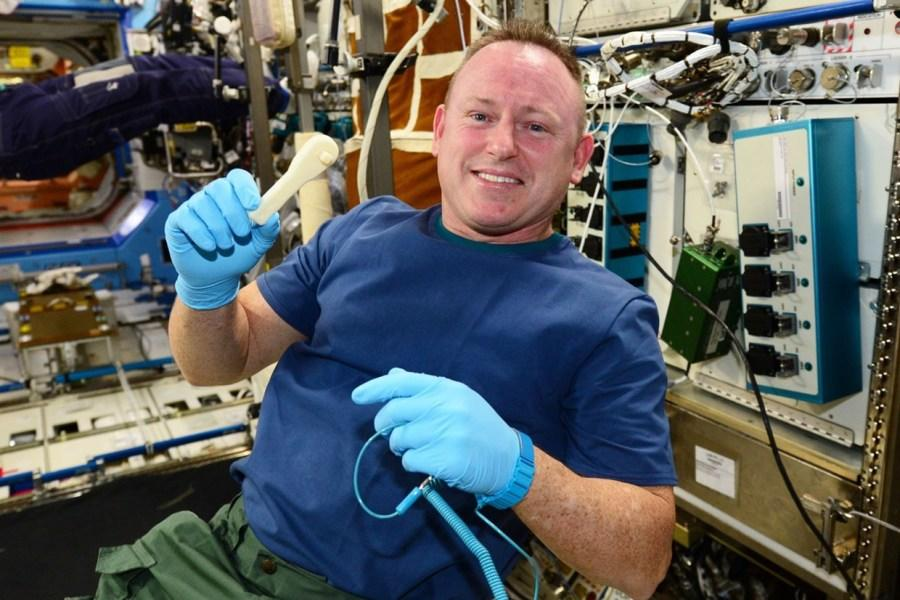 NASA Emails a Wrench Into Space
