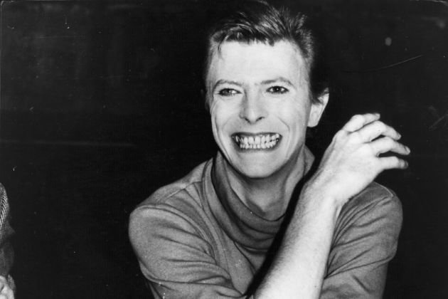 David Bowie censurado