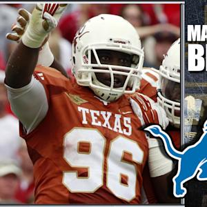 120 NFL Mock Draft: Detroit Lions Select Malcom Brown