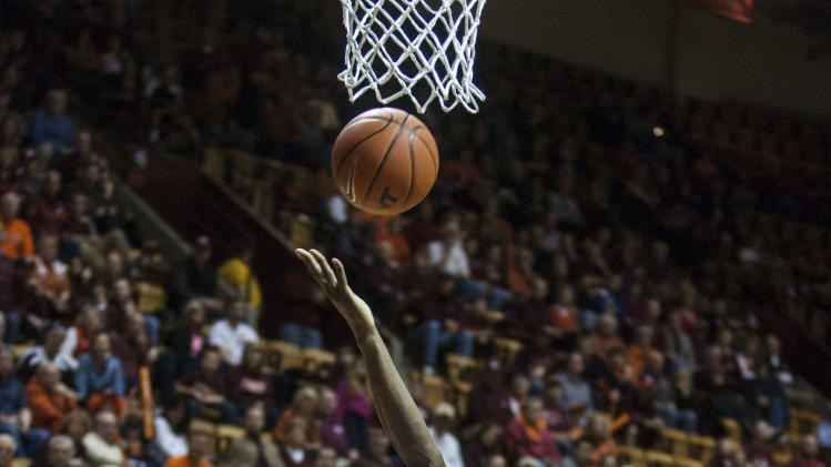 NCAA Basketball: Florida State at Virginia Tech