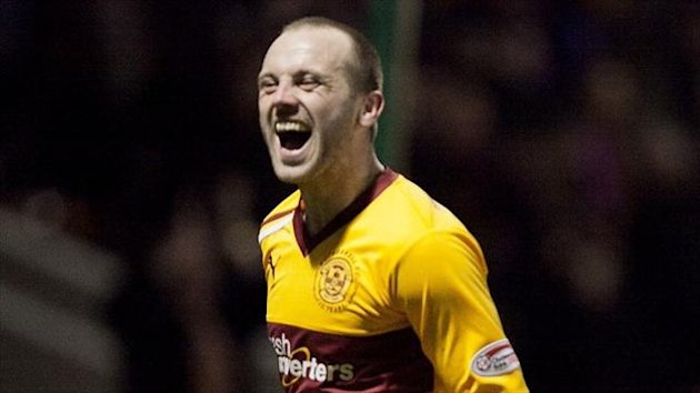 James McFadden has impressed since rejoining Motherwell