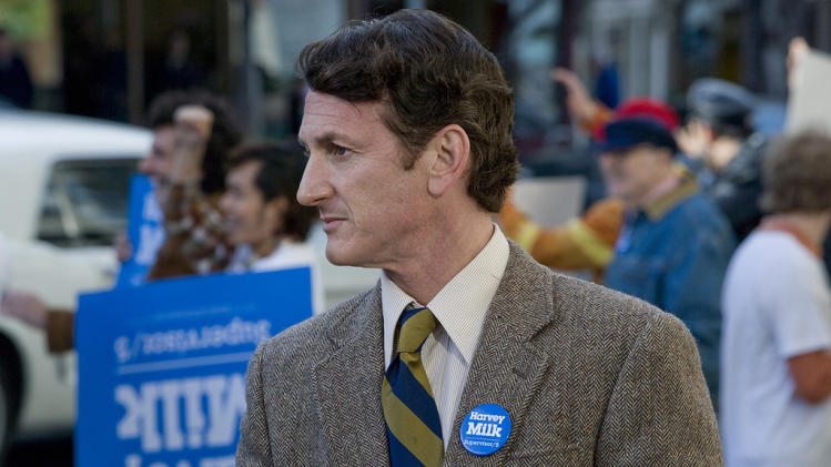 Milk Production Stills Focus Features 2008 Sean Penn