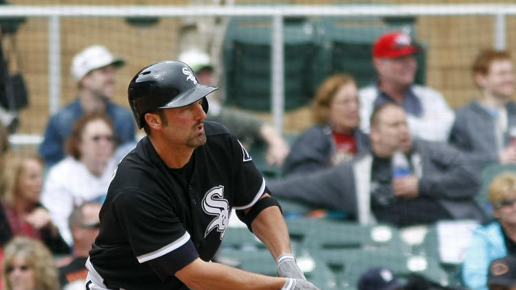 MLB: Spring Training-Chicago White Sox at Arizona Diamondbacks