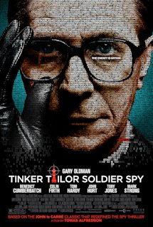 Poster of Tinker, Tailor, Soldier, Spy