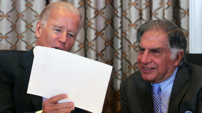 Biden calls for stronger US-India business ties
