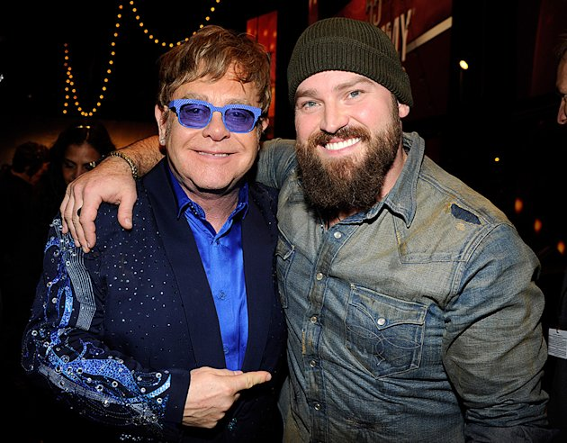 Elton John, Zac Brown