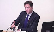Clegg Alleges News Corp Threat Over BSkyB Bid