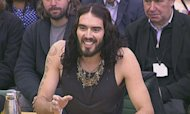 Russell Brand Tells MPs Of Drugs Battle